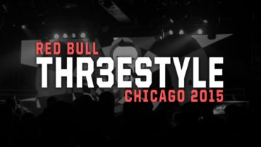 Red Bull 3style: CHICAGO 2015