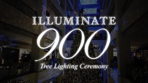 Illuminate 900: Tree Lighting Ceremony (Extended Recap)
