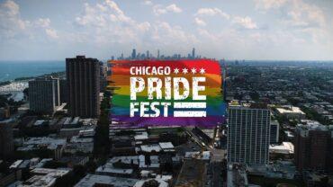 Chicago Pride Fest 2018