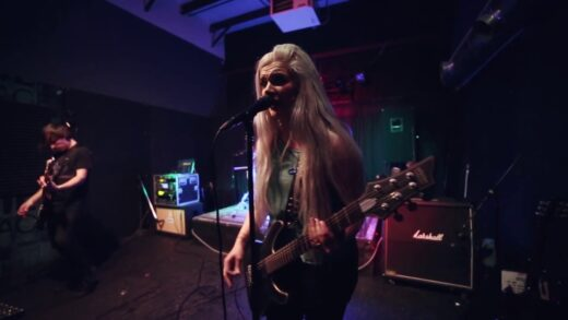 The Scars Heal In Time – Grip (Live Music Video)